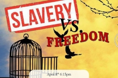 Slavery vs Freedom