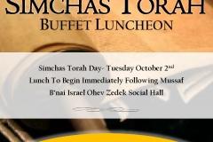 simchas-torah-lunch