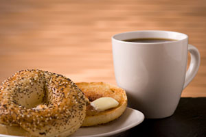 Purchase_Coffee_and_Bagel