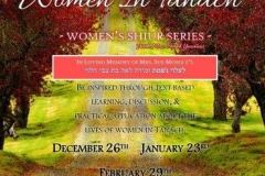Eternal Legacies: Women in Tanach