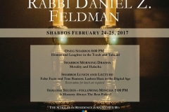 Shabbos Enlightened with Rabbi Daniel Z. Feldman